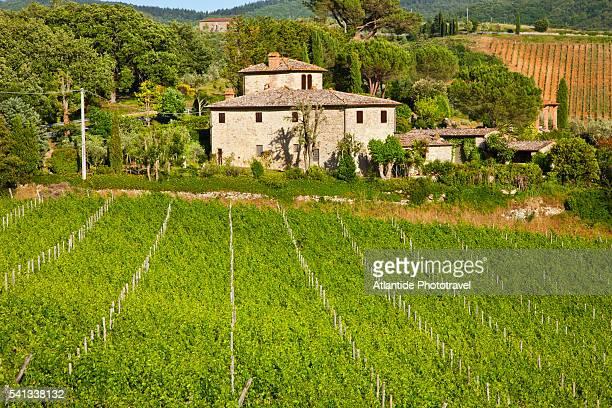 Gaiole in Chianti, Italy