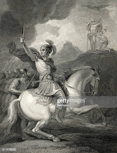 Gaius Julius Caesar Roman General and statesman crossing the Rubicon in 49 BC The Senate had voted that Caesar disband his army or be regarded as an...