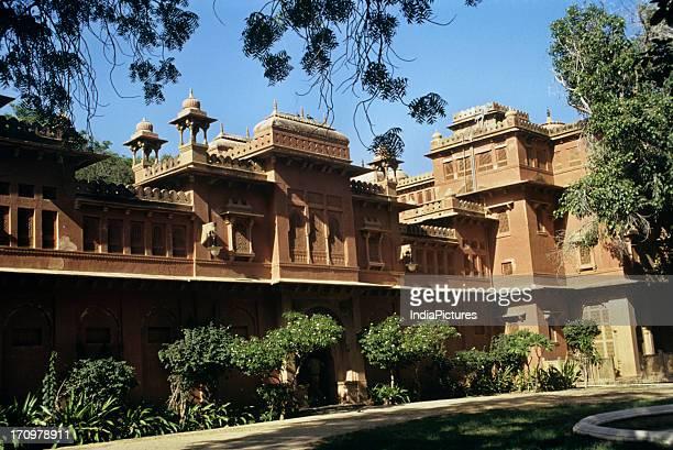 Gajner Palace Bikaner Rajasthan India