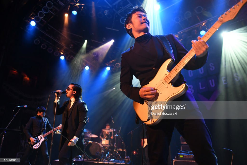Asia On Tour - Chicago, Illinois : News Photo
