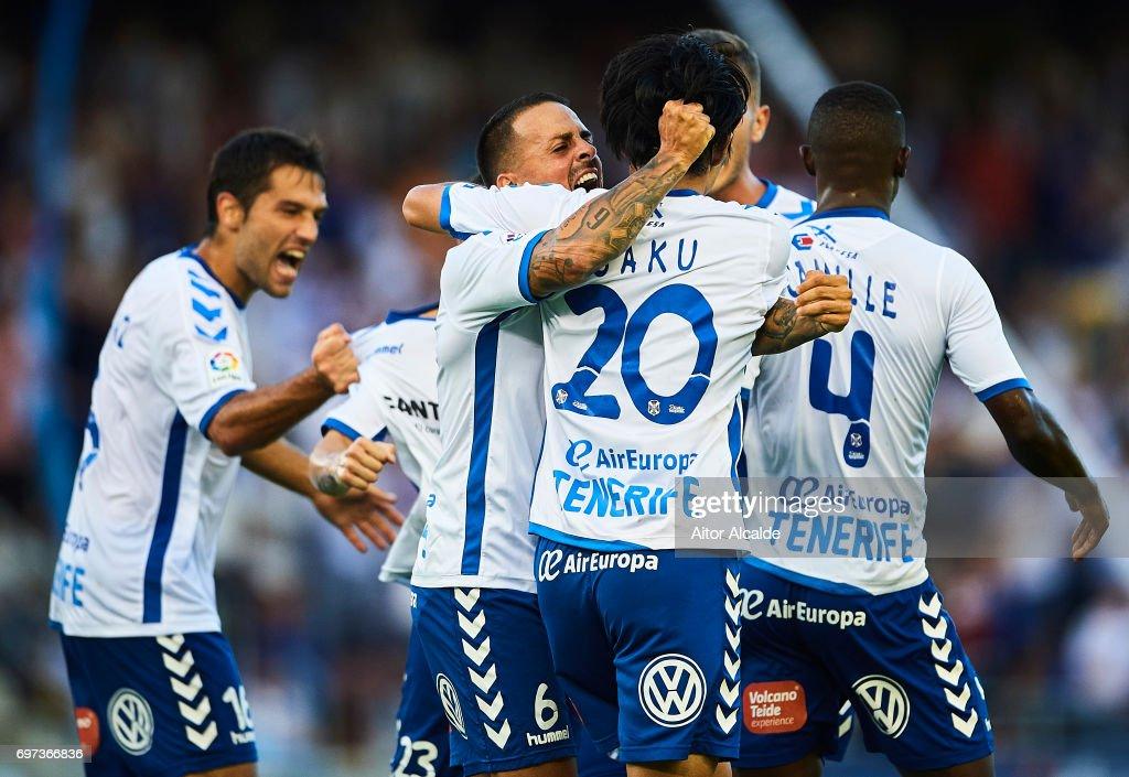 CD Tenerife v Cadiz - La Liga 2
