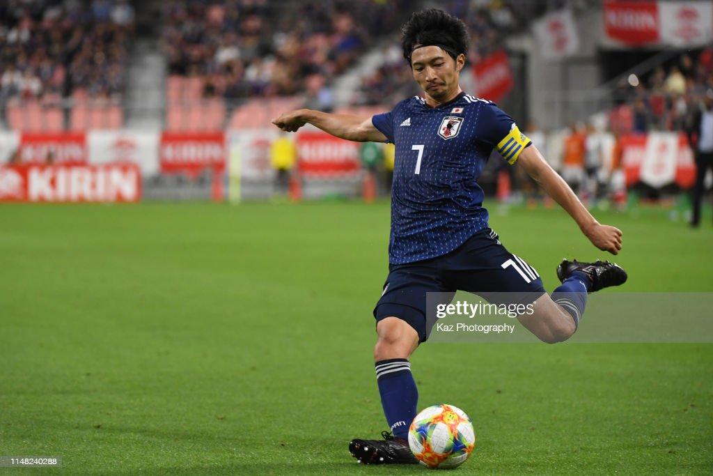 Japan v Trinidad and Tobago - International Friendly : ニュース写真
