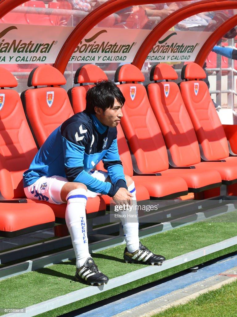 CD Numancia v CD Tenerife - La Liga 2 : News Photo