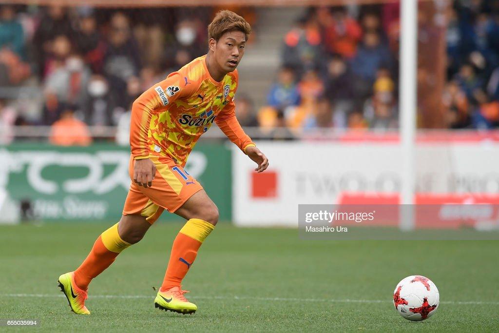 Shimizu S-Pulse v Kashima Antlers - J.League J1 : ニュース写真