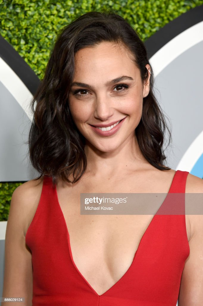 Gal Gadot attends the 2017 GQ Men of the Year party at Chateau Marmont on December 7, 2017 in Los Angeles, California.