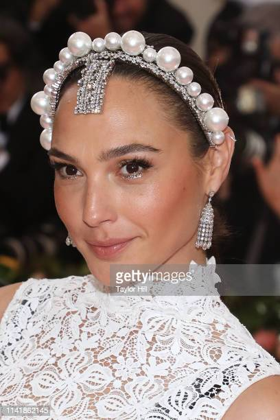 Gal Gadot attends the 2019 Met Gala celebrating Camp Notes on Fashion at The Metropolitan Museum of Art on May 6 2019 in New York City