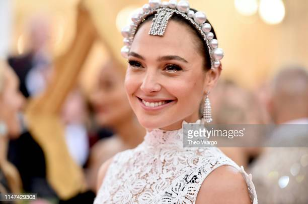 Gal Gadot attends The 2019 Met Gala Celebrating Camp: Notes on Fashion at Metropolitan Museum of Art on May 06, 2019 in New York City.
