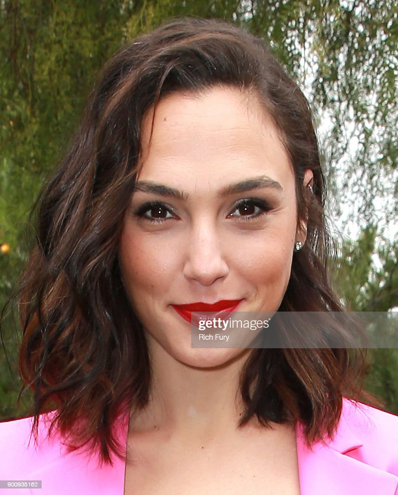 Gal Gadot attends Variety's Creative Impact Awards and 10 Directors to Watch Brunch Red Carpet at the 29th Annual Palm Springs International Film Festival at Parker Palm Springs on January 3, 2018 in Palm Springs, California.