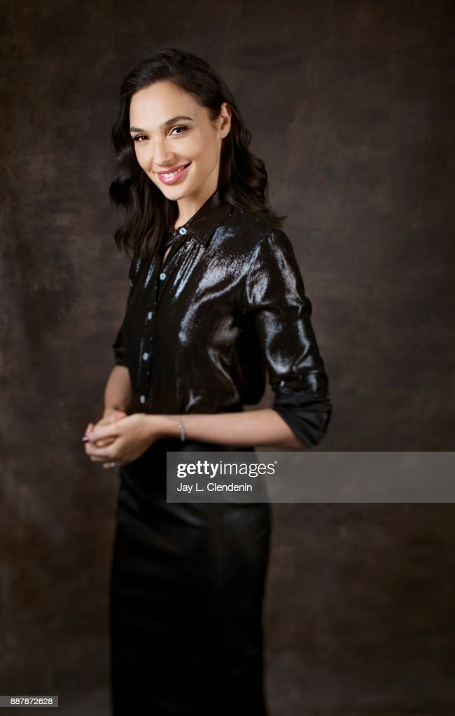 Gal Gadot is photographed for Los Angeles Times on October 30, 2017 in Los Angeles, California. PUBLISHED IMAGE.