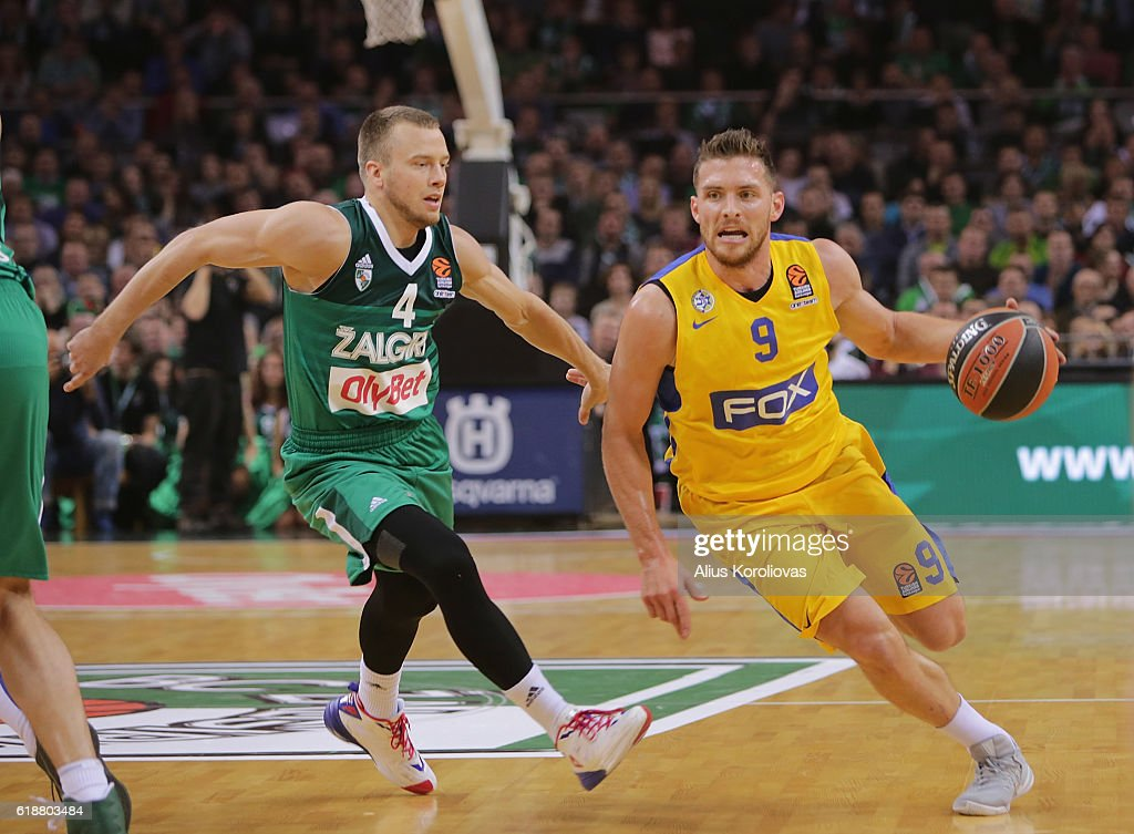 Zalgiris Kaunas v Maccabi Fox Tel Aviv - Turkish Airlines Euroleague