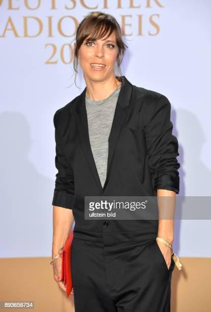 Gala _Deutscher Radiopreis 2016_am im Schuppen 52 Australiastraße Hamburg Anneke Kim Sarnau Schauspielerin