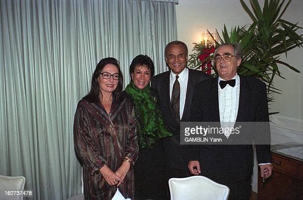 Gala At The Benefit Of Unicef At The Kennedy Center In Washington Washington 3 décembre 1993 Lors d'un gala au profit de l'UNICEF au KENNEDY CENTER...