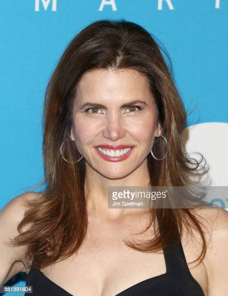 Gala CoChair Desiree Gruber attends the 13th Annual UNICEF Snowflake Ball 2017 at The Atrium at 60 Wall Street on November 28 2017 in New York City
