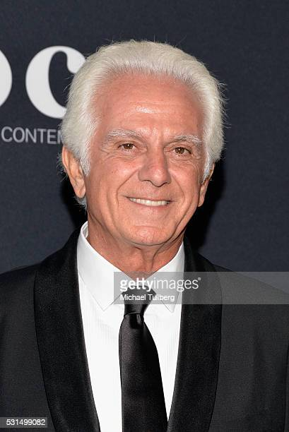 Gala CoChair Maurice Marciano attends the MOCA Gala 2016 at The Geffen Contemporary at MOCA on May 14 2016 in Los Angeles California
