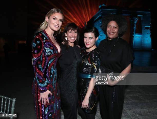 Gala CoChair YoungArts Trustee Chair Sarah Arison YA Vice President of Artistic Programs Lisa Leone master teacher Naomi Fisher and Baryshnikov Arts...