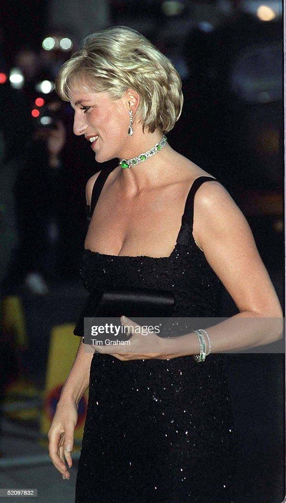 Diana At Tate : News Photo