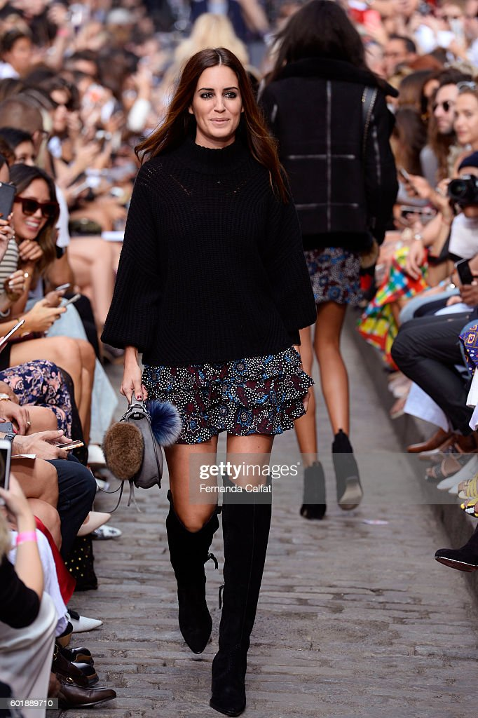 TRESemme at Rebecca Minkoff  September 2016 - New York Fashion Week: The Shows - Runway