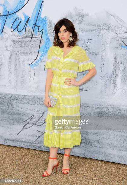 Gala Gordon attends The Summer Party 2019 Presented By Serpentine Galleries And Chanel at The Serpentine Gallery on June 25 2019 in London England
