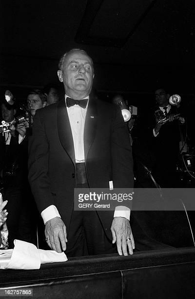 Gala 'Le Jour Le Plus Long' En France le 26 septembre 1962 lors du Gala pour la sortie en France du film 'Le jour le plus long' le réalisateur Darryl...
