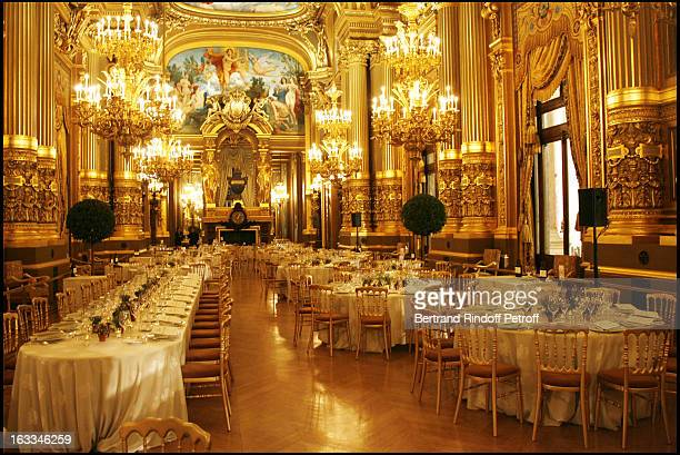 Gala Performance Of Don Giovanni at Opera Garnier In Paris In Aid Of L'Arop