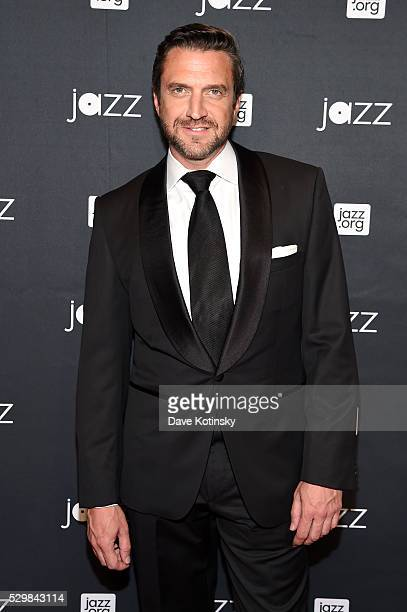 Gala Performer Raul Esparza attends the Jazz at Lincoln Center 2016 Gala 'Jazz and Broadway' honoring Diana and Joe Dimenna and Ahmad Jamal at...
