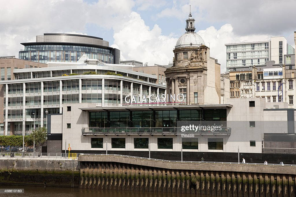 Gala Riverboat Casino, Glasgow : Stock Photo