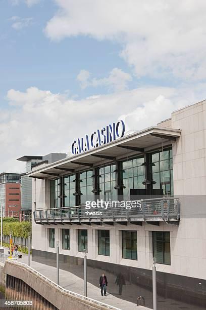 gala riverboat casino, glasgow - theasis stock-fotos und bilder