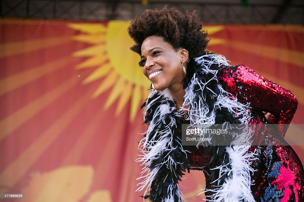 2015 New Orleans Jazz & Heritage Festival - Day 5