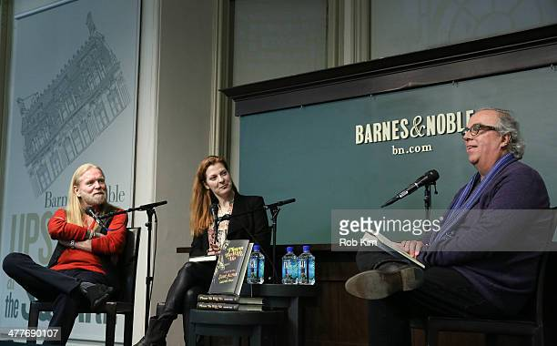 Galadrielle Allman and Gregg Allman with Jim Fusilli of the Wall Street Journal discuss the new book Please Be with Me A Song for My Father Duane...