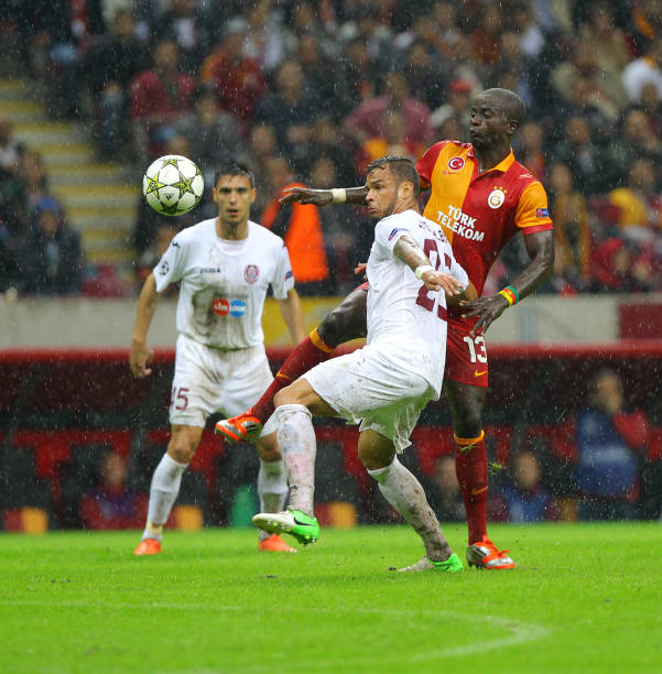 Cfr Cluj: Galatasaray AS V CFR 1907 Cluj