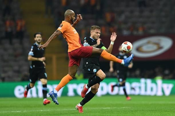 TUR: Galatasaray v Lazio Roma: Group E - UEFA Europa League
