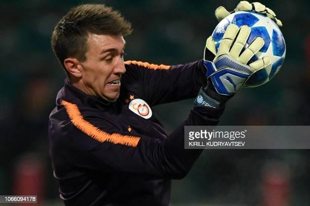 RUS: FC Lokomotiv Moscow v Galatasaray - UEFA Champions League Group D