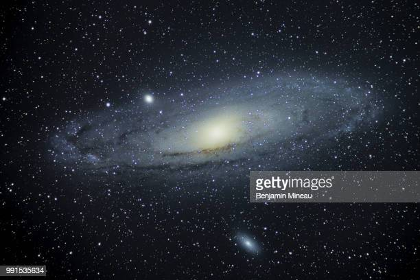 Galaxie d'Andromede M31