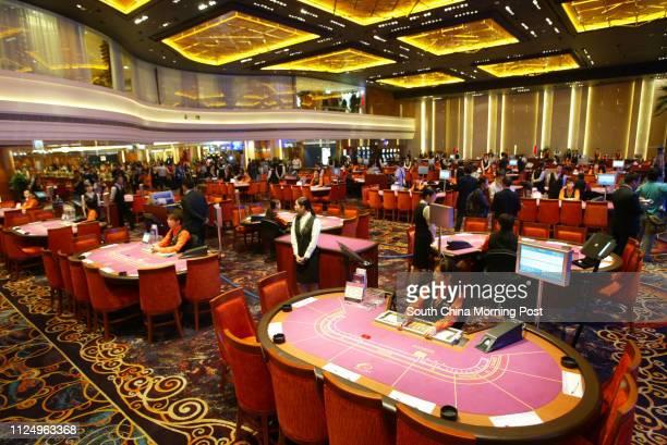 Star world poker room macau city
