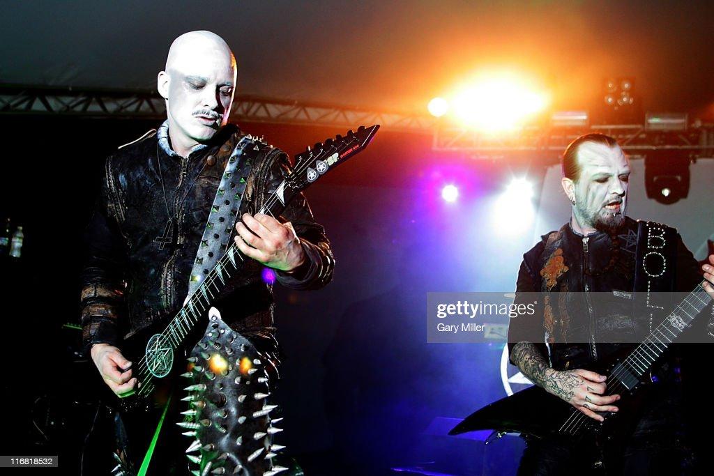 Behemoth & Dimmu Borger