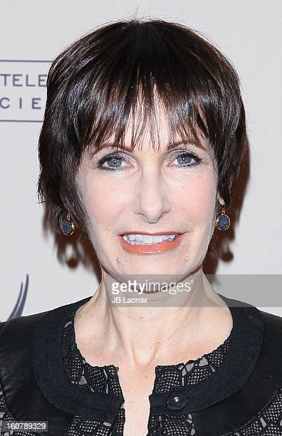 """Gale Ann Hurd attends an evening with """"The Walking Dead"""" presented by The Academy Of Television Arts & Sciences at Leonard H. Goldenson Theatre on..."""