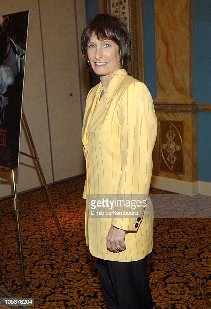 """Gale Anne Hurd, producer during 2004 ShoWest - """"The Punisher"""" Press Conference at Paris Hotel in Las Vegas, Nevada, United States."""