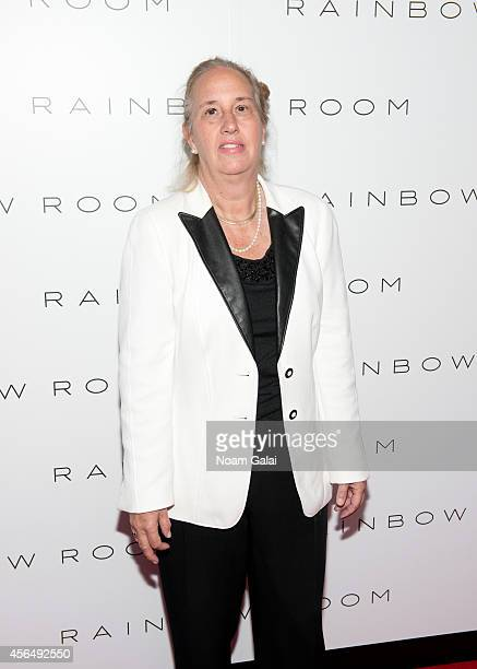 Gale Brewer attends the Rainbow Room Grand Reopening at The Rainbow Room on October 1 2014 in New York City