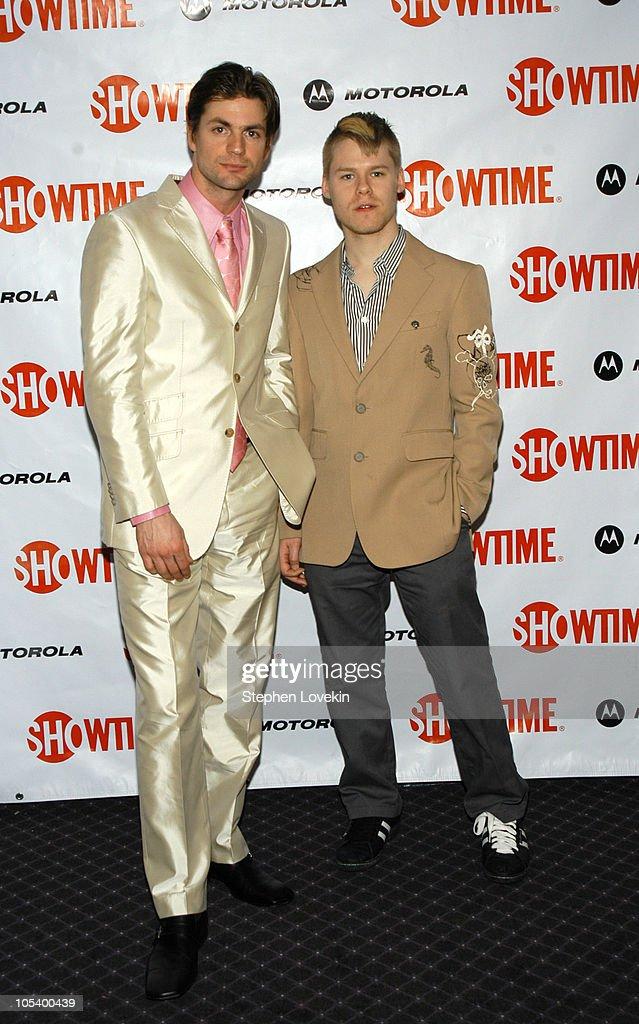"Motorola Presents Showtime's ""Queer as Folk"" Season Four - New York Screening : News Photo"