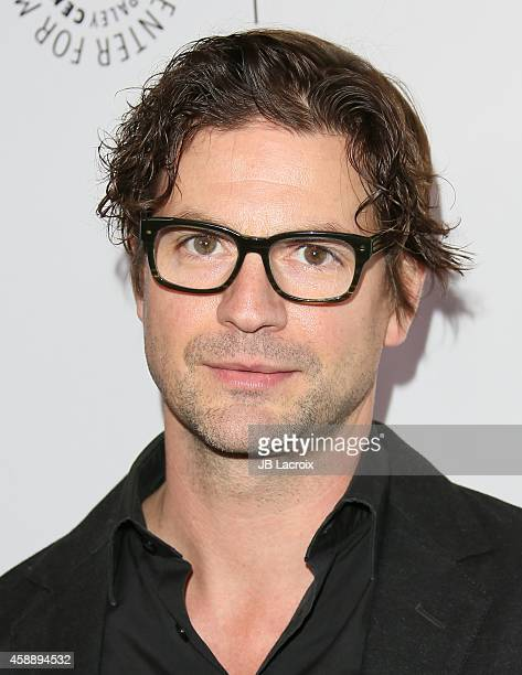 Gale Harold attends The Paley Center for Medias 2014 LA Benefit Gala presented by Honey Maid celebrating LGBT equality in media at the Skirball...