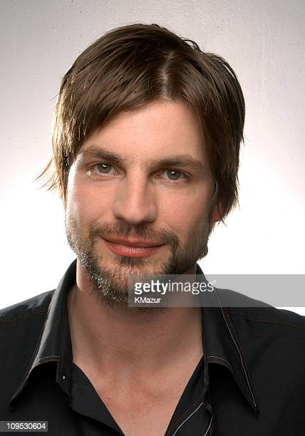 Gale Harold during 2003 Tribeca Film Festival 'Particles of Truth' Portraits at WireImage Portrait Studio Michael Perez Pop Art Gallery in New York...