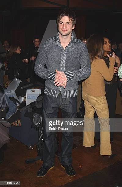 Gale Harold during Showtime Networks and Details Magazine Host Screening and Party to Launch the Queer as Folk and Perry Ellis Pictorial in the March...