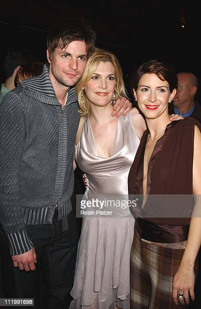Gale Harold Thea Gill Michelle Clunie during Showtime Networks and Details Magazine Host Screening and Party to Launch the Queer as Folk and Perry...