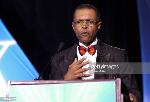 Gale Sayers during OverTime Magazine's OT X Awards at Omni Hotel in Atlanta Georgia United States