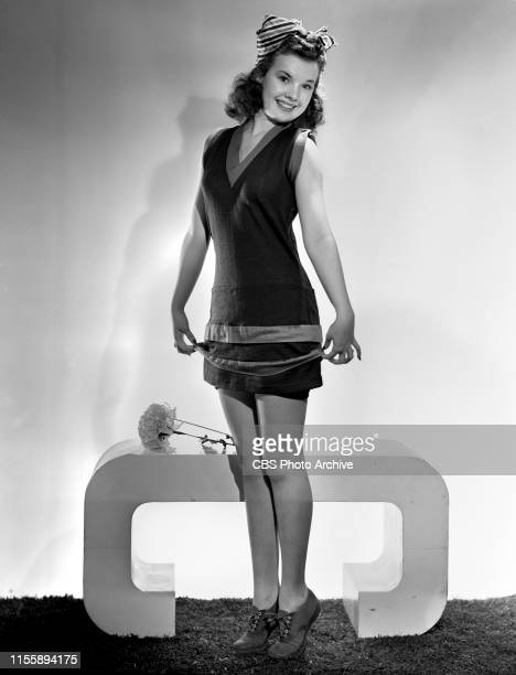 Gale Storm singer and frequent performer on CBS Radio dramas She models a bathing suit She was a finalist winner on the CBS Radio talent show and...