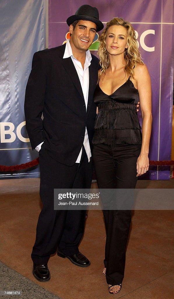 NBC All - Star Casino Night - 2003 TCA Press Tour - Arrivals : News Photo