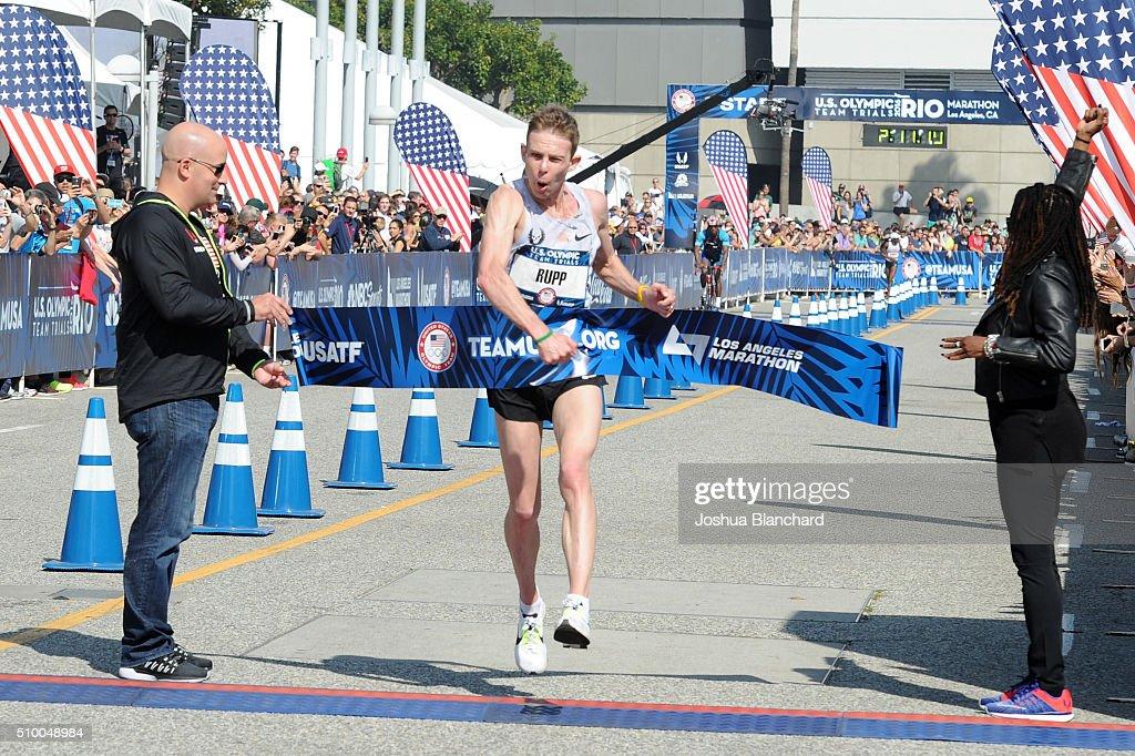 U.S. Olympic Team Trials - Marathon : Foto jornalística
