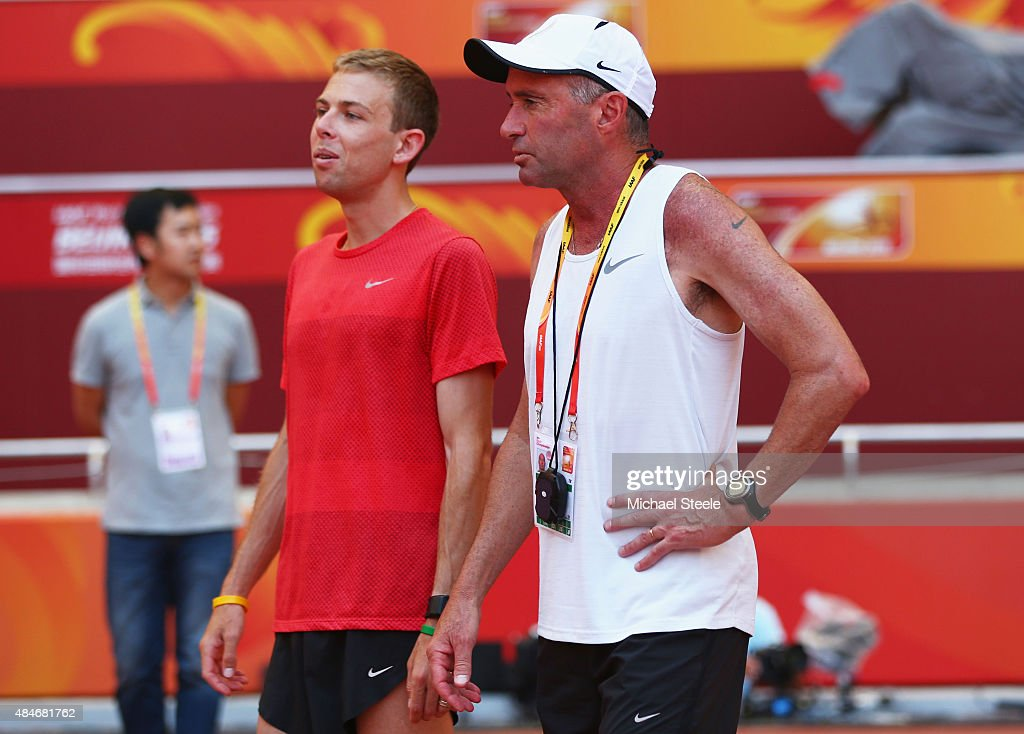 Previews - 2015 IAAF World Championships : News Photo
