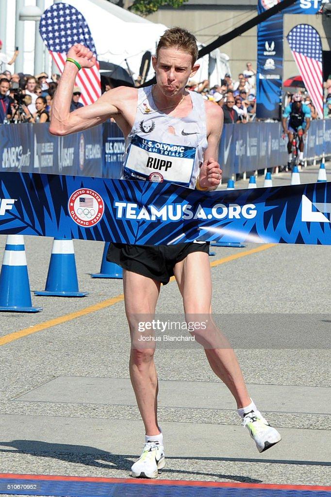 U.S. Olympic Team Trials - Marathon : News Photo