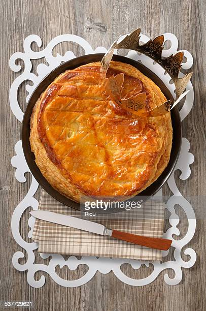 galette des rois in french